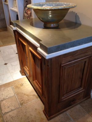 Decorative concrete custom countertop surface group2 portabello