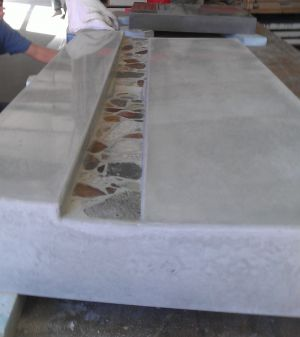 concrete custom countertop 2
