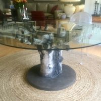 decorative concrete 1 interior design custom dining tablesculpture
